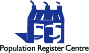 Population Register Centre - logo